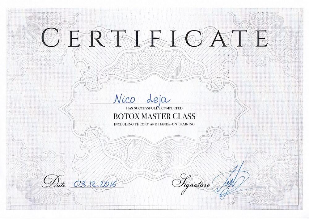 Botox MasterClass Workshop in Frankfurt - Faltenbehandlung / Faltenunterspritzung - medical Kurs