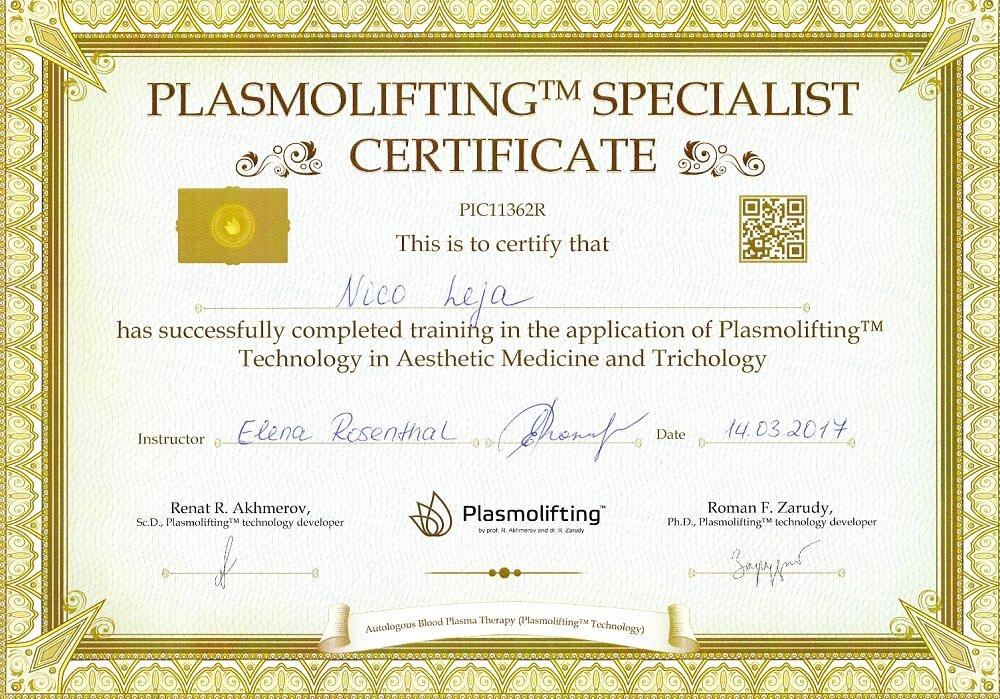 Experten Schulung - Vampir-Lifting / Plasmolifting - Medical Kurs in Frankfurt