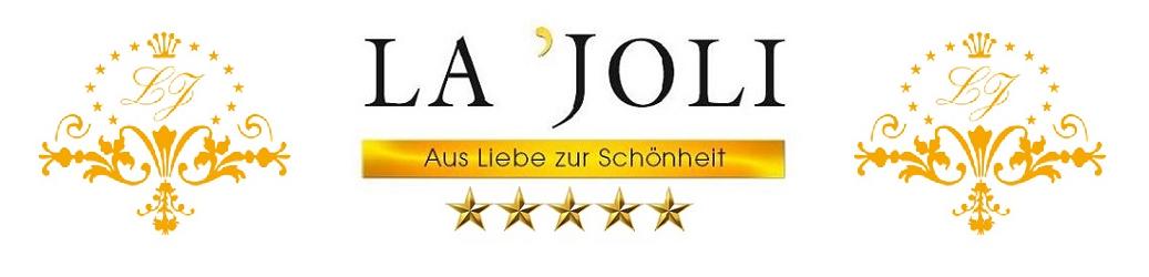 Logo - LAJOLI Praxis für Ästhetik - Fadenlifting, Botox, Faltenunterspritzung in Hamburg