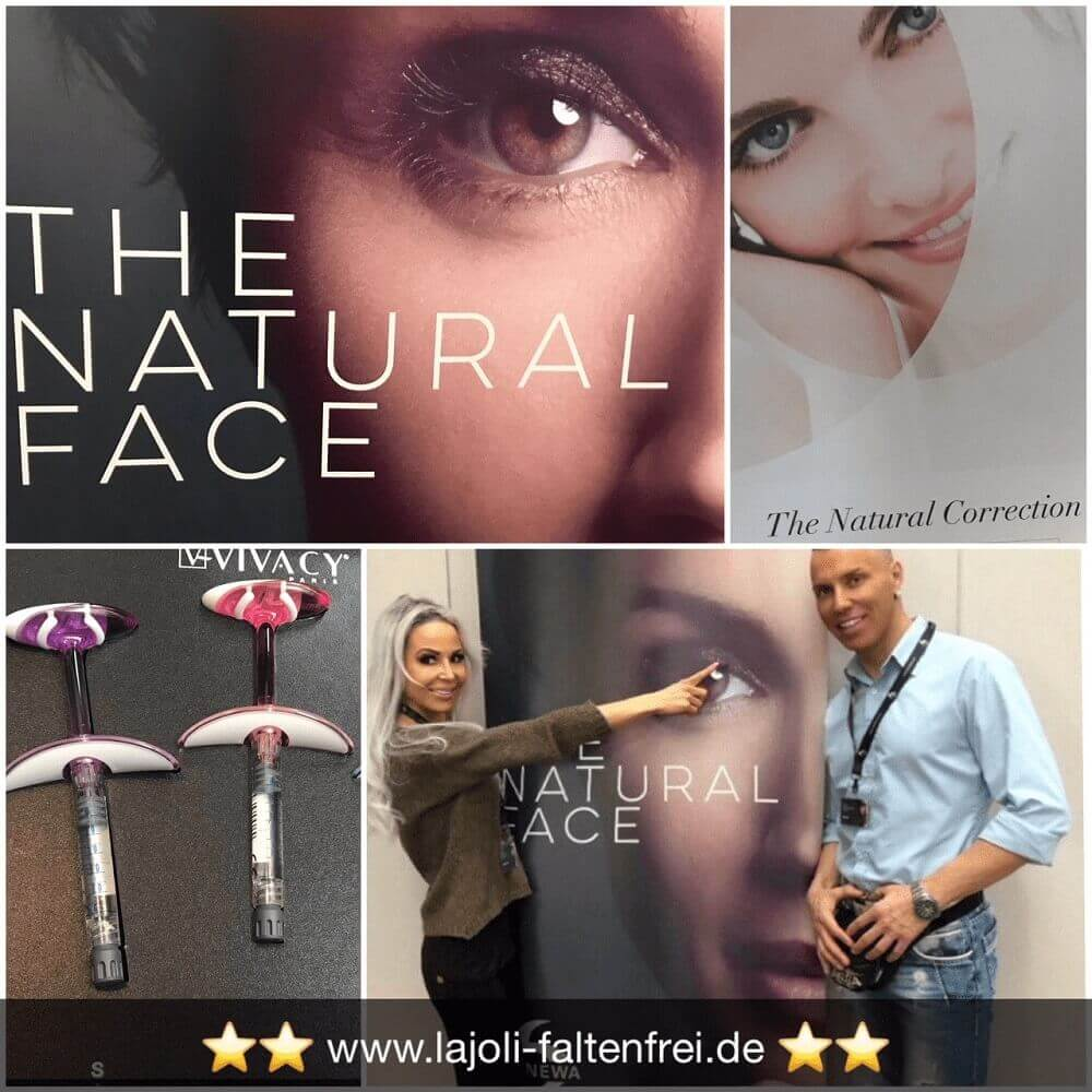 "Sonewa Kongress ""The Natural Face"" - Faltenunterspritzung, Fadenlifting, Botox uvm - LAJOLI"