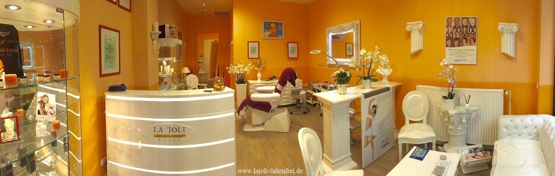 LAJOLI Schönheitsinstitut für Fadenlifting und Faltenunterspritzung in Hamburg - Bilder - Kosmetik