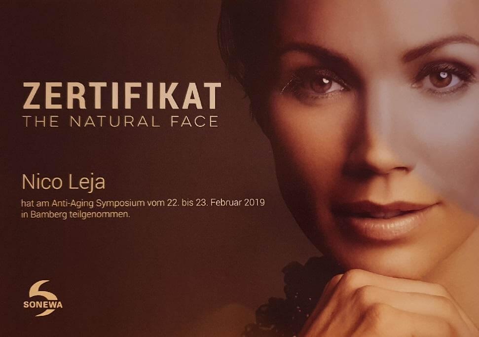 LAJOLI auf Fachkongress - The Natural Face 2019 - Fadenlifting, Botox, Faltenunterspritzung, Filler & Lippen aufspritzen