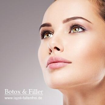 Botox & Filler wie Hyaluronsäure liegen voll im Trend - LAJOLI Praxis für Ästhetik Hamburg-Beauty