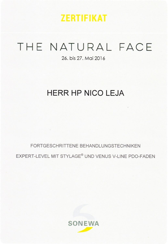 THE NATURAL FACE Expert Kongress - Fadenlifting und Faltenunterspritzung mit Hyaluronsäure Masterclass