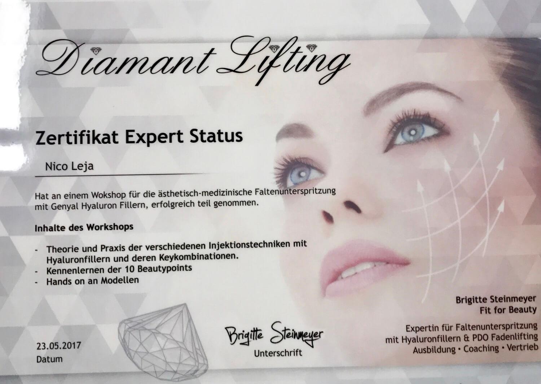Expert Workshop - Faltenunterspritzung mit Hyaluronsäure & Lippen aufspritzen - medical Expert Kurs Beautypoints